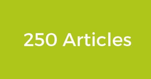 250articles