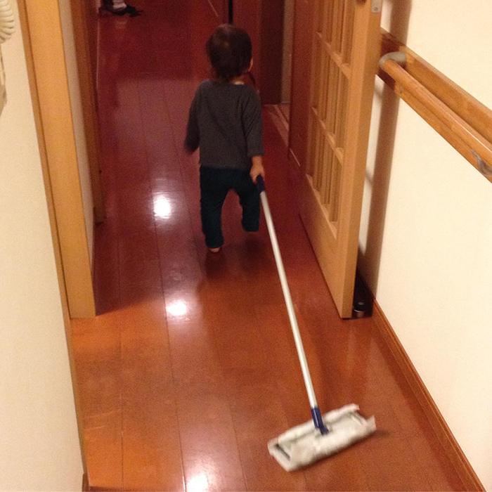 cleaningboy