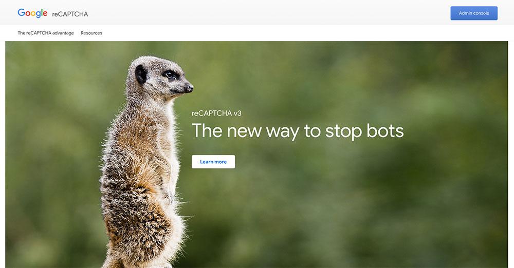 reCAPTCHAを使ってフォームからのスパム投稿を防ぐWordPress編(後編)