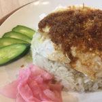 夙川鶏飯(カオマンガイ)コワクラ木曜ランチ