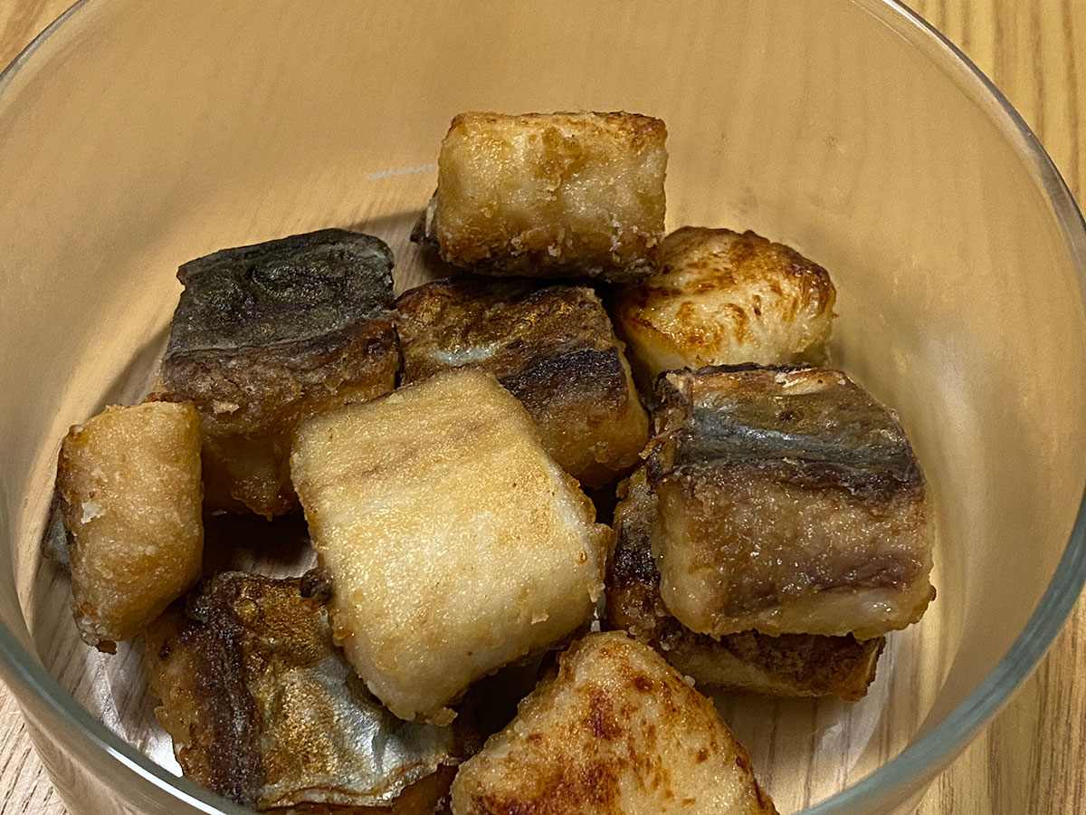 「さごし(さわら)の竜田揚げ」我が家の作り置き&弁当レシピ
